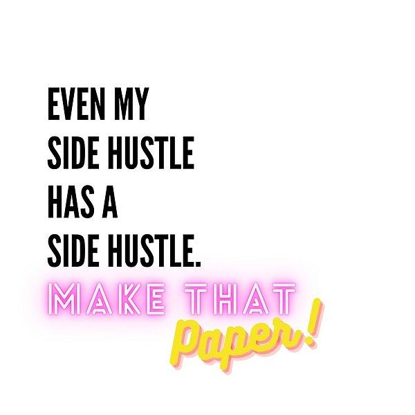 Side Hustle Logo